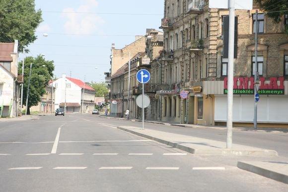 Irmanto Gelūno / 15min nuotr./Kalvarijų gatvė