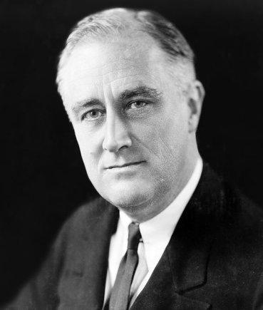 Wikimedia.org nuotr./Franklinas Rooseveltas