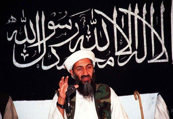 """AFP/""""Scanpix"""" nuotr./Osama bin Ladenas"""