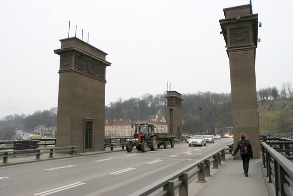 Eriko Ovčarenko/15min.lt nuotr./Aleksoto tiltas Kaune