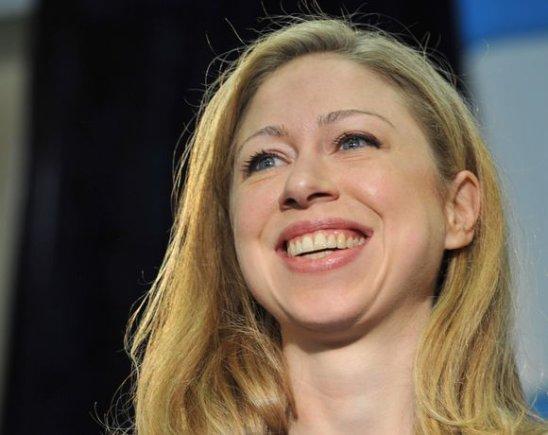"""AFP/""""Scanpix"""" nuotr./Chelsea Clinton"""