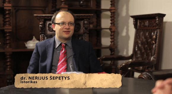 LRT nuotr./Nerijus Šepetys