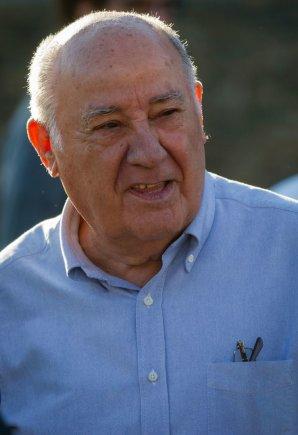 "AFP/""Scanpix"" nuotr./Holdingo ""Inditex"" įkūrėjas Amancio Ortega"