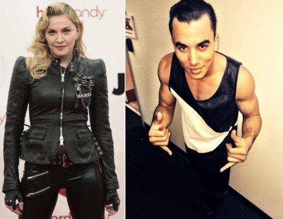 """""""Scanpix""""/""""Reuters"""" ir """"Instagram"""" nuotr./Naujasis Madonnos vaikinas – Timoras Steffensas"""