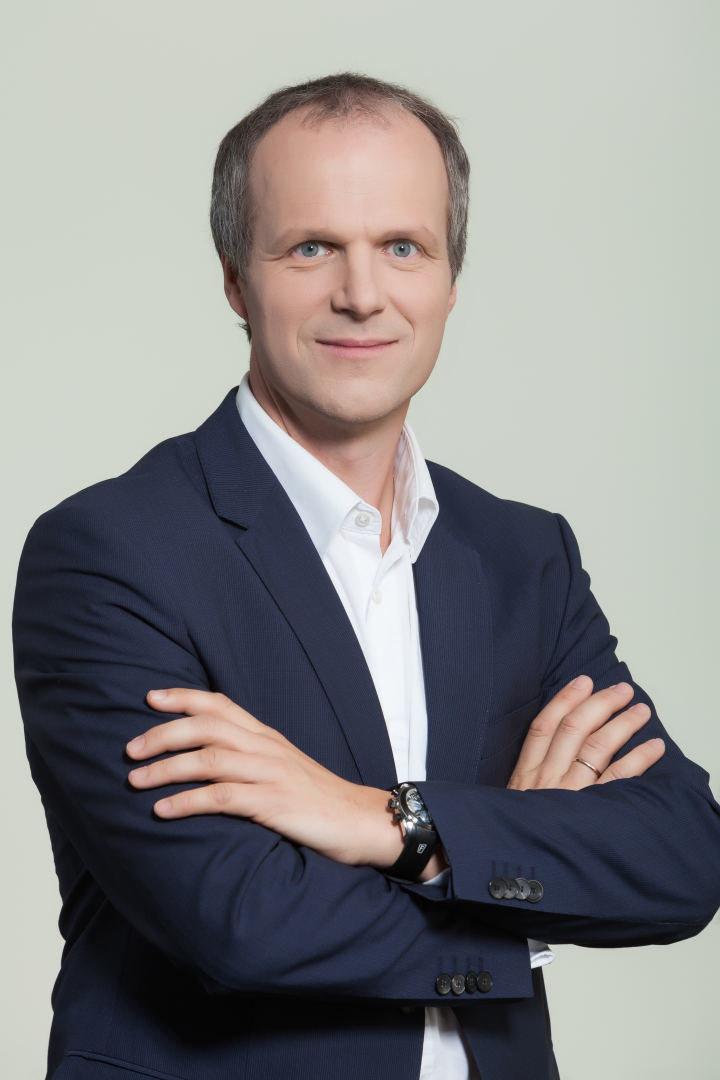 """Partnerio nuotr./""""Gjensidige"""" generalinis direktorius Marius Jundulas"""