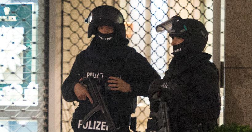 Vokietijoje  kruvinos šaudynės, pranešama apie aukas