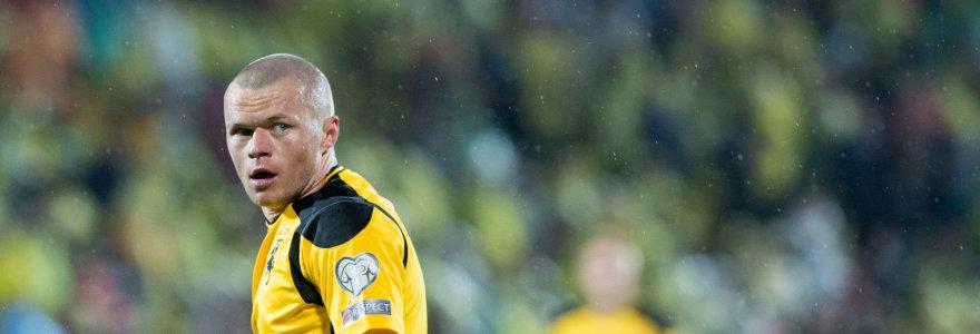 Tautų lygos burtai – Lietuvos futbolo rinktinė sužinojo varžovus
