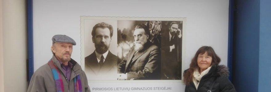 Kaip signatarą M.Biržišką prisimena jo anūkai: senelis ir emigracijoje mums piešdavo Lietuvą