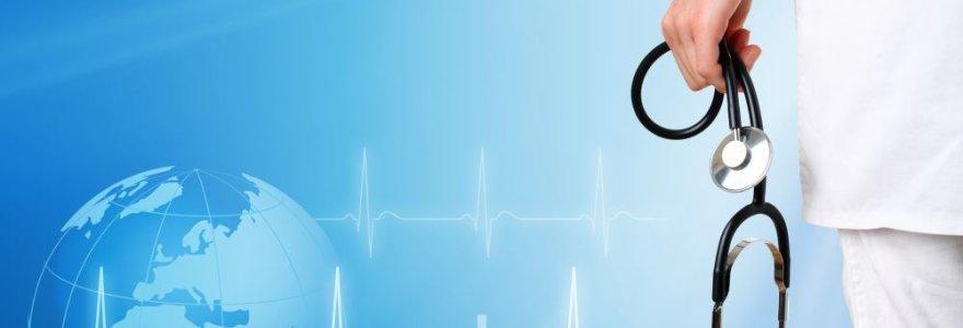 Klaipėdoje mirus pacientei, prokurorai pradėjo tyrimą dėl galimo gydytojo pareigų neatlikimo