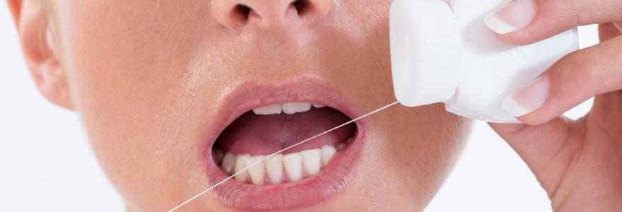 Burnos higiena: aplaidumas ir skubėjimas kirs per sveikatą ir kišenę