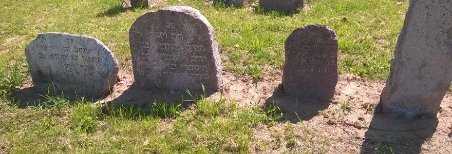 Lietuvos žydų istoriją Šeduvoje gaivinantis fondas nepamiršta ir vietos bendruomenės