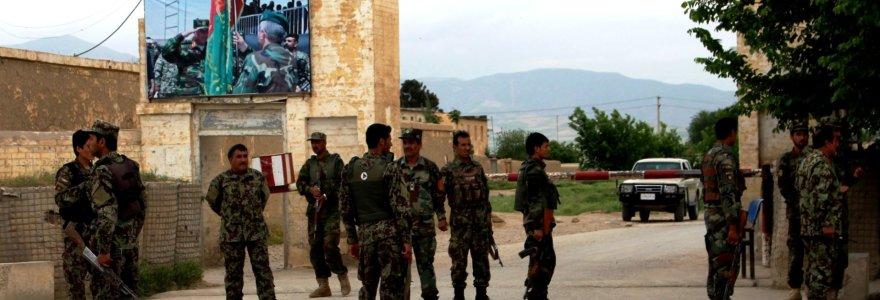 Trijų žingsnių planas, padėsiantis D.Trumpui stabilizuoti situaciją Afganistane