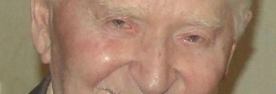 Mirė legendinis bokso treneris Vaclovas Peleckis