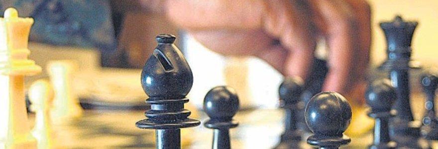 Į Europos komandinį čempionatą Lietuvos šachmatų rinktinė išvyko be abiejų lyderių