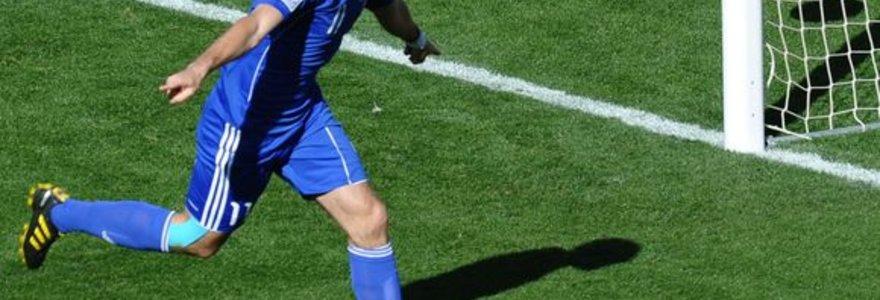 Verda kova dėl rezultatyviausio futbolininko titulo