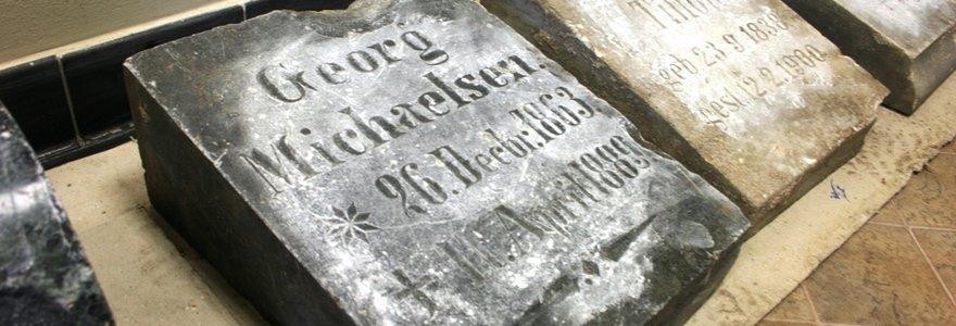 Klaipėdos universitete – istoriniai radiniai