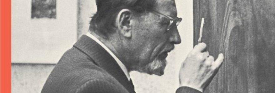Lietuvos dailės istorikų draugija kviečia paminėti dailės istoriko Vlado Drėmos 101-ąjį gimtadienį