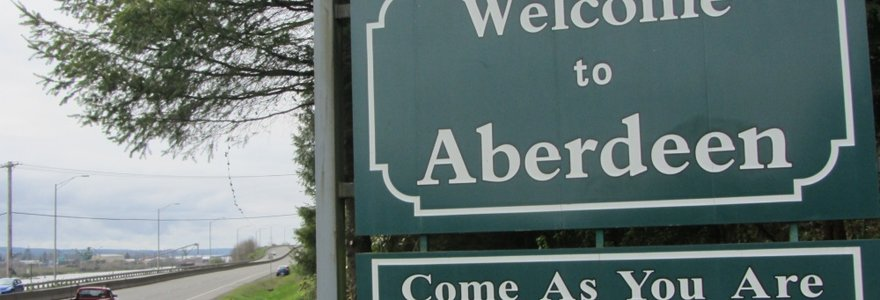 Prieš 20 metų nusižudžiusio Kurto Cobaino gimtasis miestas Aberdynas