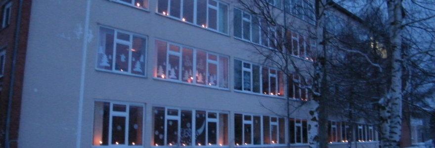Sausio 13-ąją minėjo Balbieriškio pagrindinėje mokykloje
