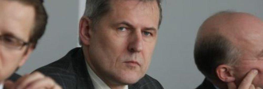 Arūnas Barbšys kreipėsi į VTEK dėl Klaipėdos mero pavaduotojo Vytauto Čepo