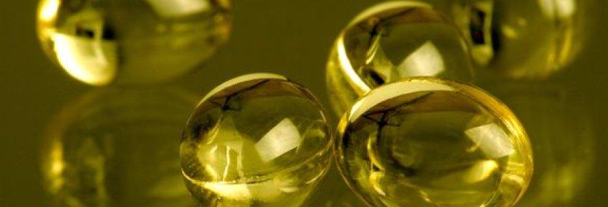 Omega-3 gali ne tik slopinti uždegimą, bet ir stiprinti imunitetą