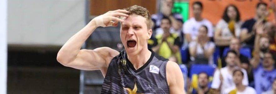 FIBA Čempionų lygoje – Mariaus Grigonio komandos triumfas