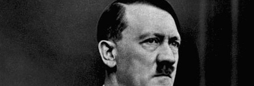 Balandžio 20-oji – Vokietijos diktatoriaus Adolfo Hitlerio gimimo diena