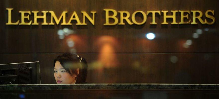 """Lehman Brothers"""
