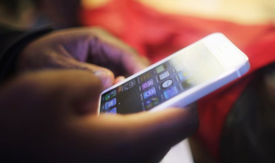 """iPhone"" telefonas"
