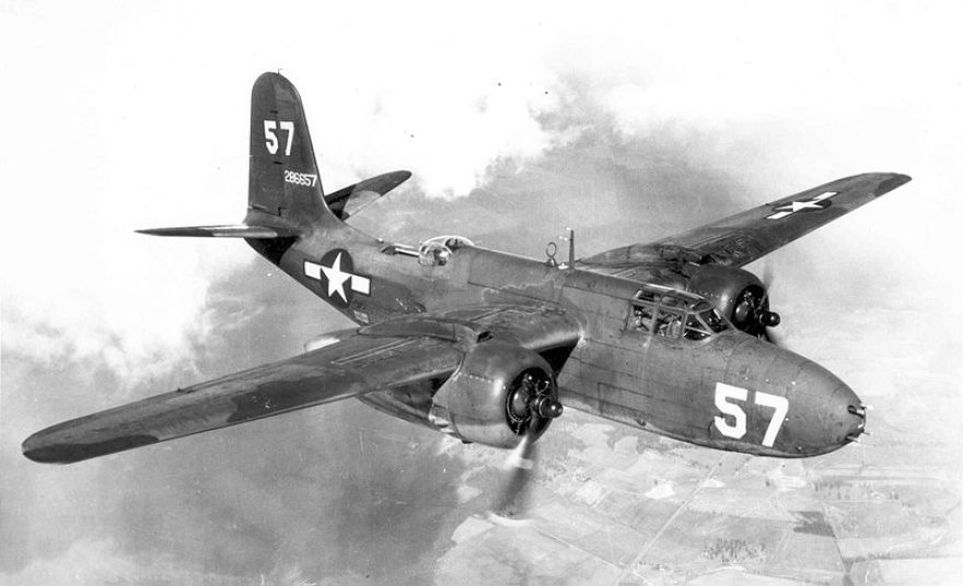 """Douglas A-20"""