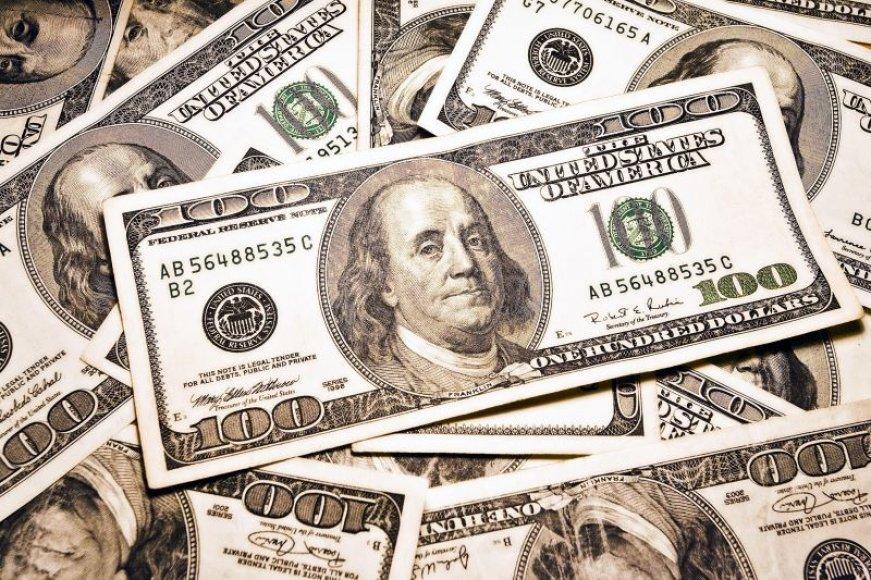 JAV valdžia įtaria M.Rudi pasisavinus pinigus, skirtus Irako atkūrimui.