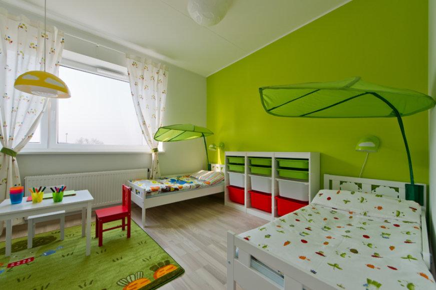 """""""YIT KAUSTA"""" parduoda pirmąjį IKEA baldais įrengtą butą Lietuvoje"""