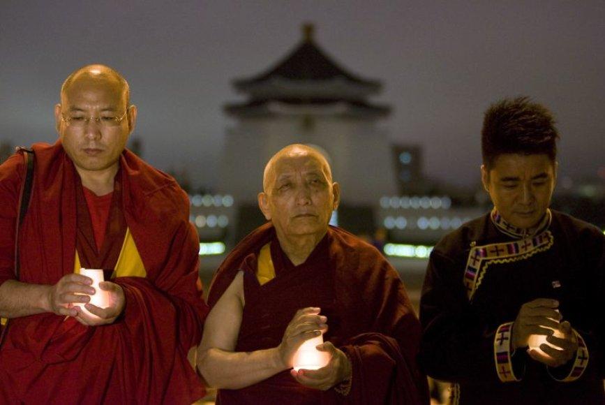 Tibeto vienuoliai