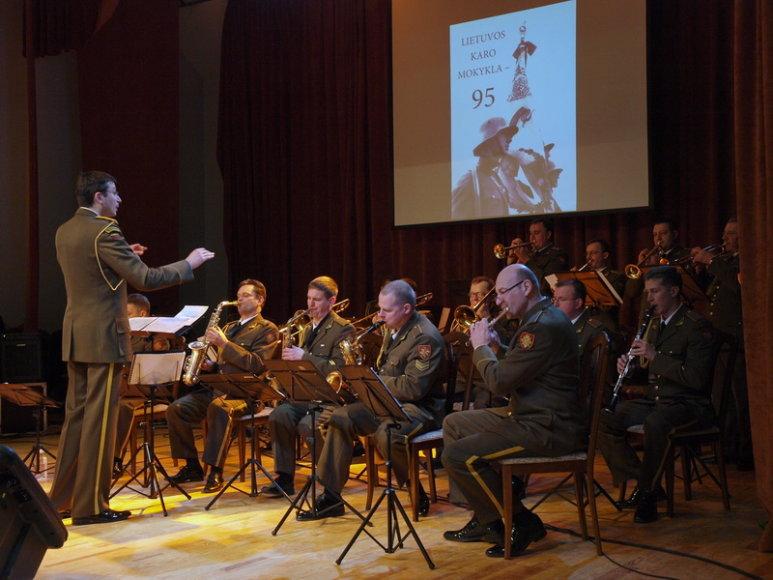 Paminėtos 95-iosios Karo mokyklos įkūrimo metinės
