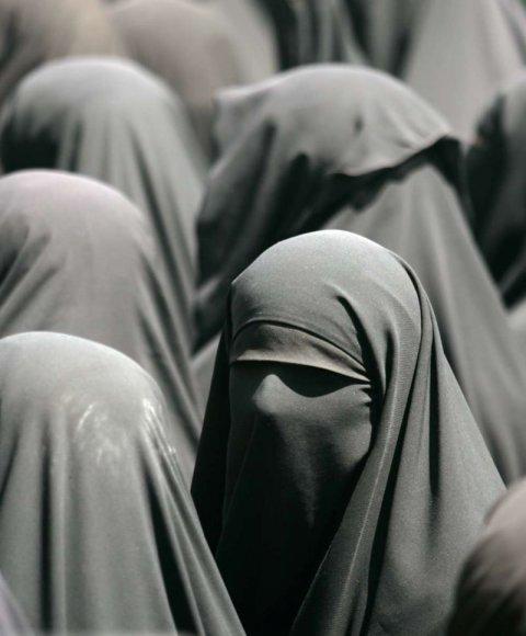 Jemeno musulmonės