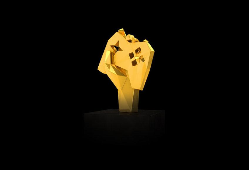 """LT game"" apdovanojimo statulėlė"