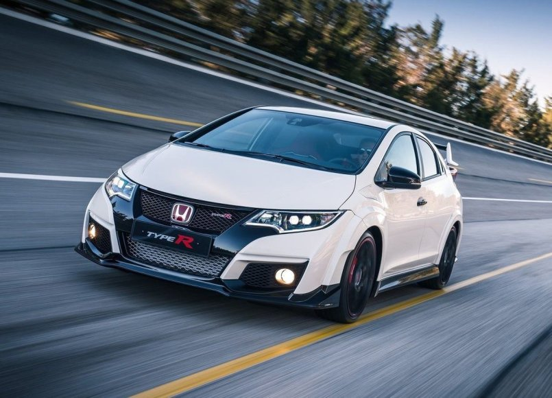 """Honda Civic Type-R"""