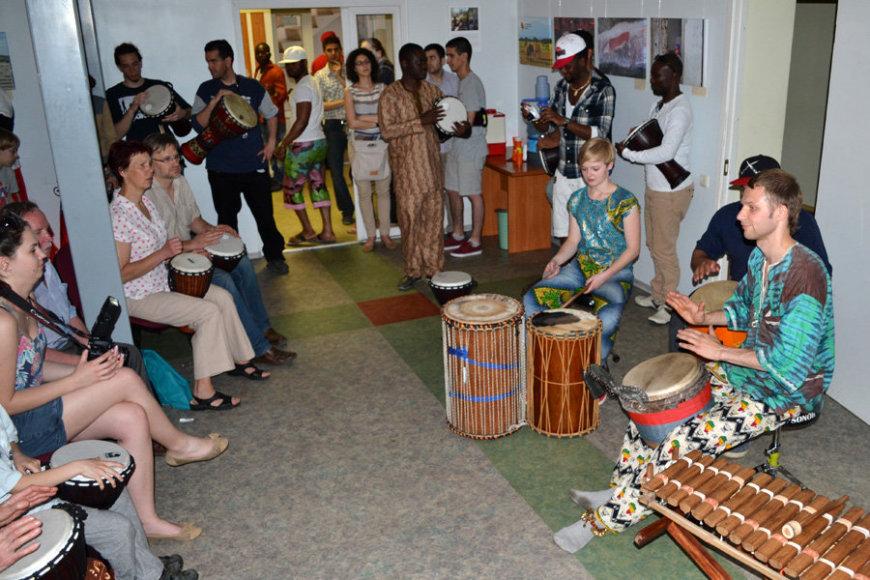 Afrikos kultūros dienos