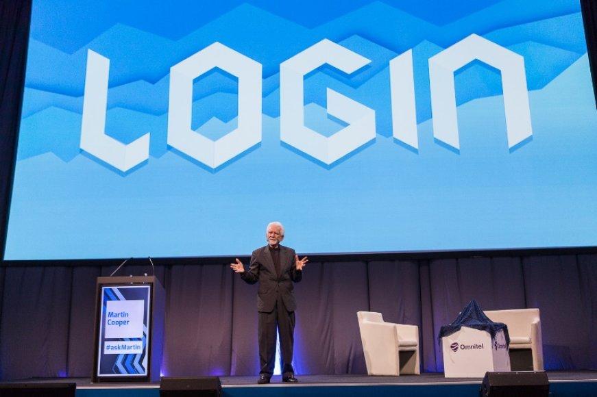 Progreso konferencijoje LOGIN 2014 – Martinas Cooperis