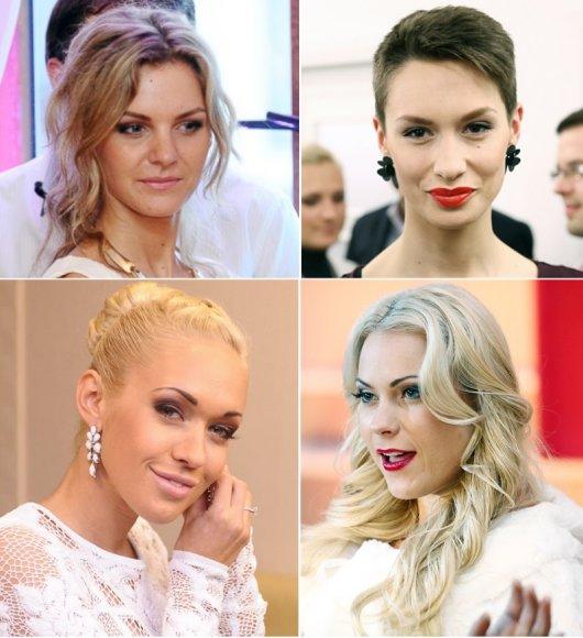 Liucina Rimgailė, Monika Račiūnaitė, Oksana Pikul ir Nijolė Pareigytė