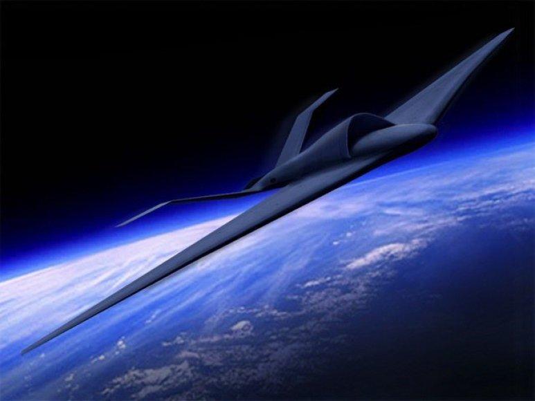 Lėktuvo TR-X koncepcija