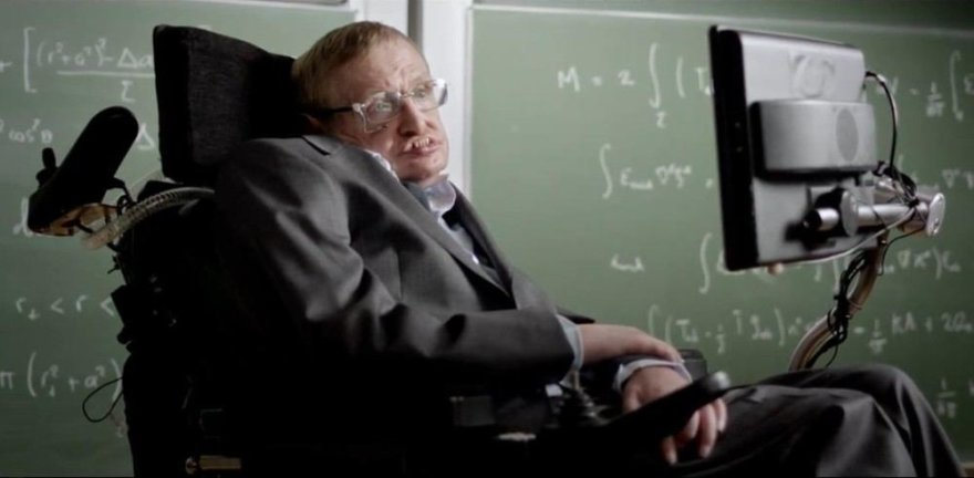 Stephenas Hawkingas
