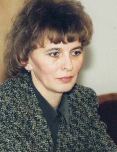 Leokadija Počikovska