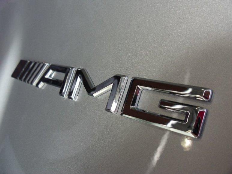 AMG logotipas