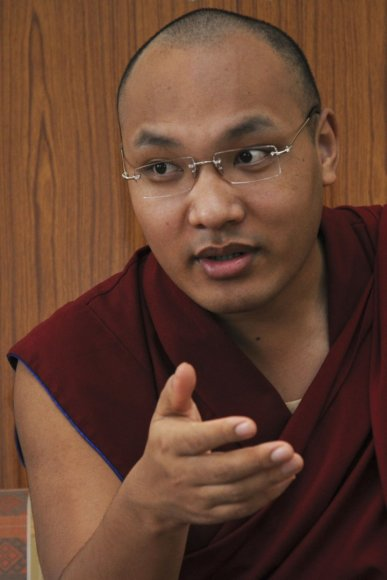 Karmapa Ogyenas
