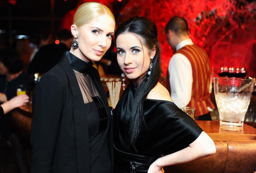 Kristina Ivanova ir Ingrida Kazlauskaitė