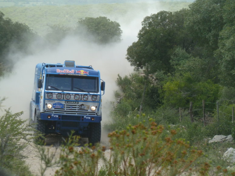 Dakaro ralis 2013