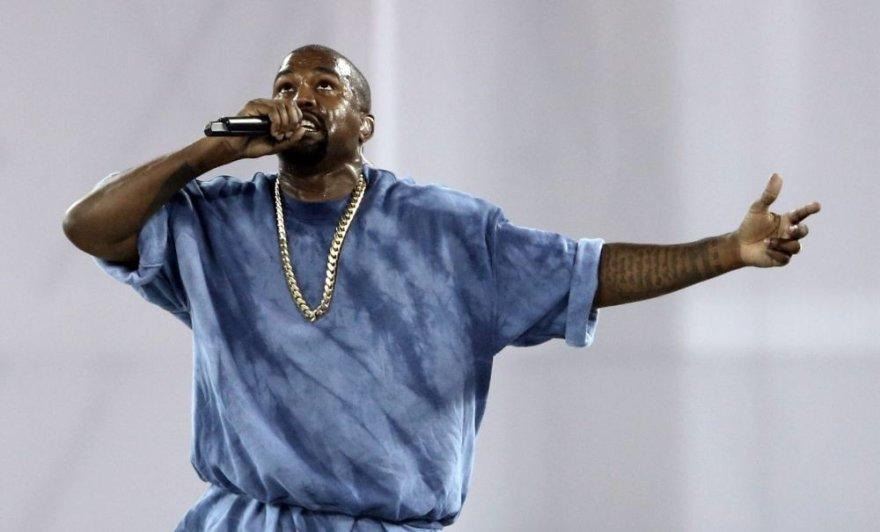 """Reuters""/""Scanpix"" nuotr./Kanye Westas"