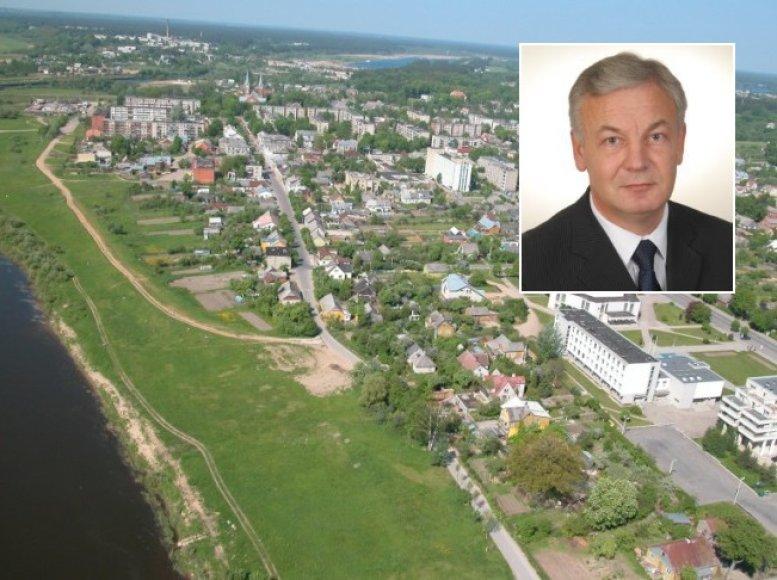 Jurbarko meras Ričardas Juška