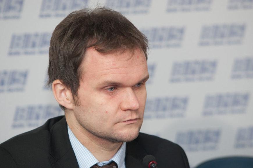 Sigitas Besagirskas, LPK Ekonomikos ir finansų departamento direktorius